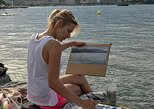 Painting Master Class by the Geneva Lake