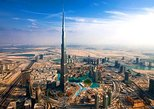 Burj Khalifa -At the Top and Buffet Lunch in Armani Hotel