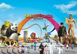 Dubai Parks (2 Parks 1 Day) with transfers