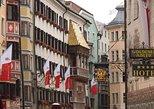 Innsbruck city walk