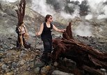 volcano hike and jungle trekking adventure