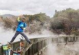 Hot Lakes Cycle Tour - Rotorua