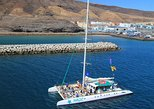 Fuerteventura: Day at Sea on a Sailing Catamaran with Lunch and Drinks