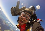 try skydiving the bay of islands, for the adventure junkies
