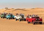 Balloon Flight with Overnight Desert Safari-Dinner and Breakfast Included