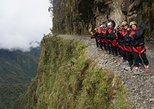 South America - Bolivia: Death Road: Mountain Bike Tour on the World's Most Dangerous Road