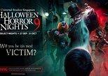Universal Studios Singapore Halloween Horror Nights™ 9 Admission Ticket