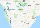 19 Days Cape to Victoria Falls Accommodated Adventure
