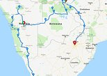 25 Days Cape to Vic Falls & Zimbabwe Serviced Camping