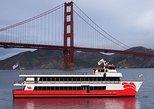 Golden Gate Bay Cruise - Tour Around the Alcatraz & Under the Golden Gate Bridge