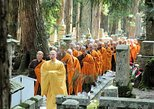 Mt Koya Full-day Private Custom Tour from Osaka with National Licensed Guide