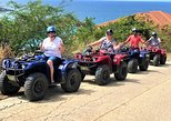 ATV Tour : 1hr Airport Beach, 2hr Island Tour from Philipsburg, 1hr Great Bay