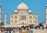 Overnight Taj Mahal Sunrise Tour with Fatehpur Sikri from Delhi