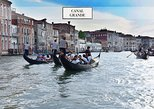 Grand Canal by Gondola with commentary