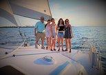 2 hour sunset sailboat catamaran tour