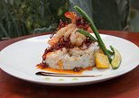 Jumbo Shrimp dinner in your private villa or condo in Cabo or San Jose del Cabo