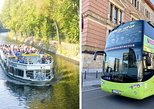 Hop on-Hop off Bus+Boat in Berlin with Stromma