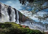 Athirappilly & Vazhachal Waterfalls Private Day Tour from Kochi