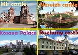 Private sightseeing tour from Minsk to 4 castles and palaces