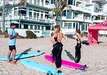 Private Surfing Lesson in Venice Beach
