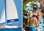 Chukka's Catamaran Cruise to Dunn's River Falls from Ocho Rios or Montego Bay