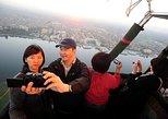 Africa & Mid East - Egypt: Luxor : Flying on Hot Air Balloon for Sunrise