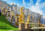 Private tour to Peterhof in Saint Petersburg