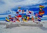 South America - Bolivia: Salar of Uyuni Tour full day | English Speaking Guide | Island of IncaHuasi |