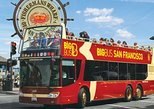San Francisco Hop on Hop off Open Top Bus Tour with Sausalito Tour - Live Guide