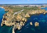 Ponta da Piedade Coastal Tour in Lagos, Algarve
