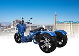 Cruise The Las Vegas Strip on a MadDog Trike 150cc 3 Hour Rental
