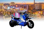 Ride Around Las Vegas on a MadDog 49cc Scooter 3 Hour Rental