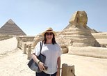 Africa & Mid East - Egypt: 8 hours tour to Giza pyramids, sphinx ,sakkara step pyramids & Memphis old city