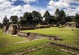 Iximche Mayan City, Shore Excursion in Guatemala + Lunch.