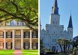 Oak Alley Plantation and 3 Hour New Orleans City Tour
