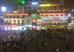 Hanoi street food tour and night market by walking