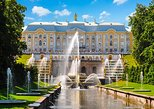 Private Peterhof Grand Palace and Park VIP Admission Tour