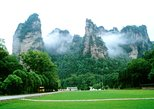 4 Days Hiking & Camping All Inclusive Tour to Zhangjiajie National Forest Park with a Visit to Glass Bridge