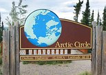 Arctic Circle and Aurora Borealis Viewing Tour from Fairbanks