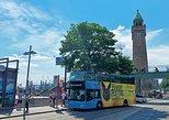 City tour through Hamburg
