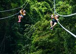Dominican Zipline Adventure from Punta Cana