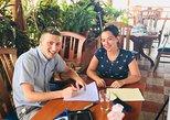 Learn Spanish in Lago Azul Spanish School, San Juan del Sur; Nicaragua