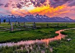 USA - Wyoming: Take a Private Sunset Tour of Grand Teton National Park