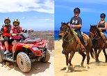 2-in-1 PROMO ATV & HORSEBACK RIDE. Desert and beach tour in Los Cabos