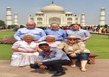 Asia - India: Half Day Taj Mahal and Agra Fort Tour from Agra