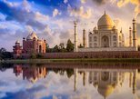 Asia - India: Full Day Taj Mahal and Agra Private Tour from Agra