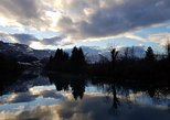 Blue Lake and snow shoe walk