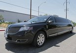 New York Limousine 3 hours Tour in New York city. Luxury MKT Stretch Limousine.