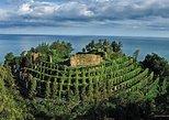 batumi botanical garden and petra castle
