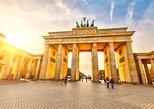 Private maßgeschneiderte Berlin-Sightseeing-Tour in einem Kleinbus: Ost- und Westberlin